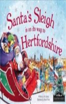 Santa's Sleigh is on it's Way to Hertfordshire