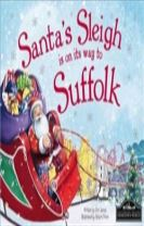 Santa's Sleigh is on it's Way to Suffolk