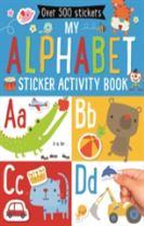 Alphabet Sticker Activity Book