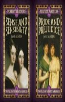 Perfect Partners: Sense and Sensibility & Pride and Prejudice