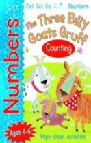 Get Set Go Numbers: The Three Billy Goats Gruff - Counting
