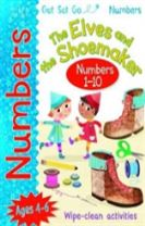 Get Set Go Numbers: The Elves and the Shoemaker: Numbers 1-10