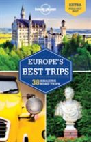 Lonely Planet Europe's Best Trips