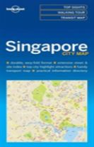 Lonely Planet Singapore City Map