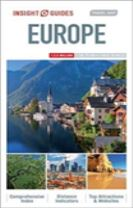 Insight Guides Travel Maps Europe