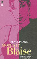 Modesty Blaise - the Black Pearl