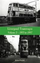 Liverpool Tramways: 1933 to 1957