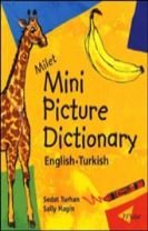 Milet Mini Picture Dictionary (Turkish-English)