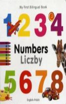My First Bilingual Book - Numbers - English-polish