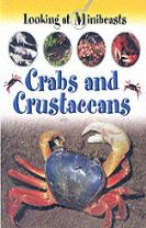 MINIBEASTS CRABS & CRUSTACEANS