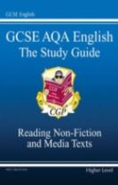GCSE AQA Understanding Non-Fiction Texts Study Guide - Higher (A*-G Course)