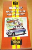 DAIMLER MAJESTIC MAJOR AND CONQUEST