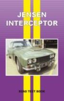 Jensen Interceptor Roadtest Book