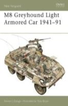 M8 Greyhound Light Armored Car 1941-1991