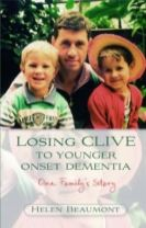 Losing Clive to Younger Onset Dementia