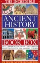 Incredible Ancient History Book Box