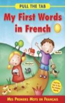 Pull the Tab: My First Words in French