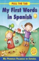 Pull the Tab: My First Words in Spanish