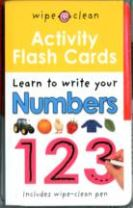 Numbers 123 Flashcards