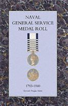 Naval General Service Medal Roll, 1793-1840