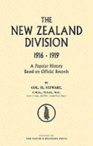 New Zealand Division 1916-1919