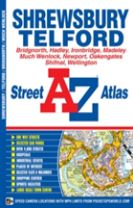 Shrewsbury and Telford Street Atlas