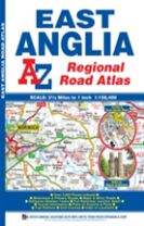 East Anglia Regional Road Atlas
