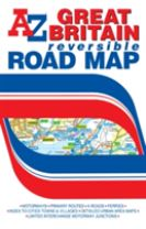 Great Britain Reversible Road Map