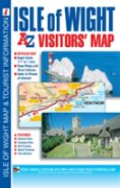 Isle of Wight Visitors Map