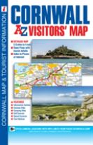 Cornwall Visitors Map