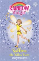 Rainbow Magic: Saffron the Yellow Fairy