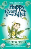 Happy Ever After: The Frog Prince Hops To It