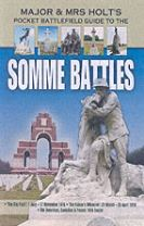 Major and Mrs Holt's Pocket Battlefield Guide to the Somme 1918