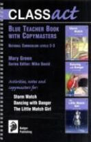 Class Act Blue Teacher Book with Copymasters