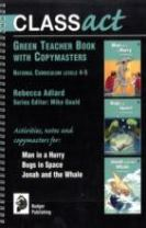 Class Act Green Teacher Book with Copymasters