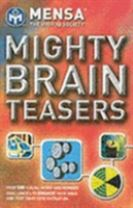 Mensa Mighty Brain Teasers