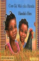 Handa's Hen in Vietnamese and English