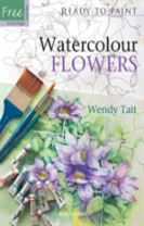Ready to Paint: Watercolour Flowers