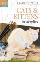 Ready to Paint: Cats & Kittens