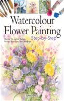 Watercolour Flower Painting Step-by-step