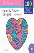 Design Library: Heart & Flower Designs (DL02)