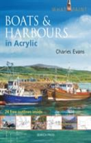 What to Paint: Boats & Harbours in Acrylic