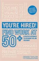You're Hired! Find Work at 50+