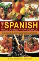 Spanish, Middle Eastern & African Cookbook