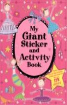 My Giant Sticker and Activity Book