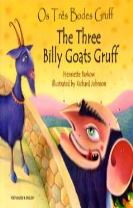 The Three Billy Goats Gruff in Portuguese & English