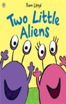 Two Little Aliens