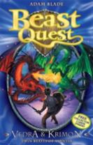Beast Quest: Vedra & Krimon Twin Beasts of Avantia
