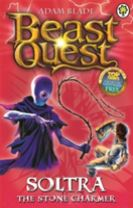 Beast Quest: Soltra the Stone Charmer