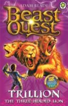 Beast Quest: Trillion the Three-Headed Lion